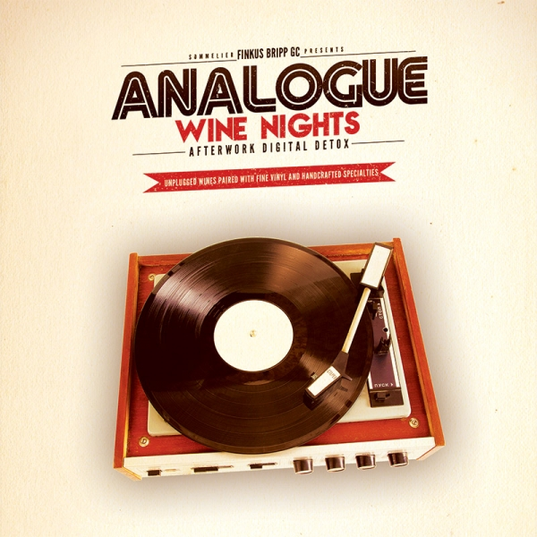 ANALOGUE WINE NIGHTS